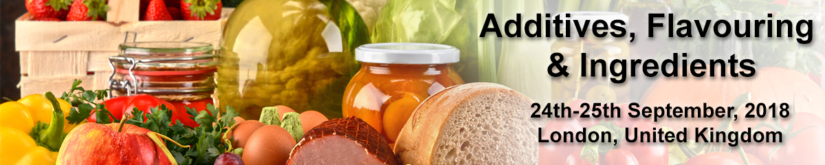 Additives, Flavouring & Ingredients