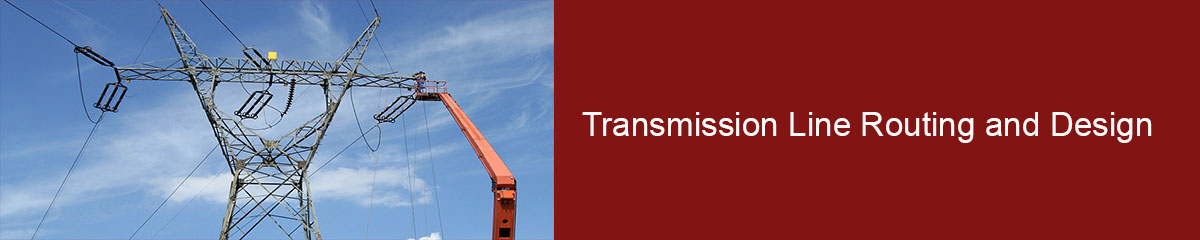 Transmission Line Routing and Design