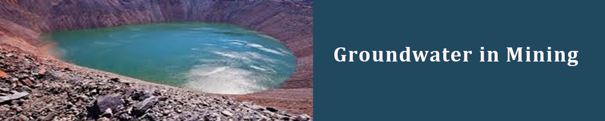 Groundwater in Mining
